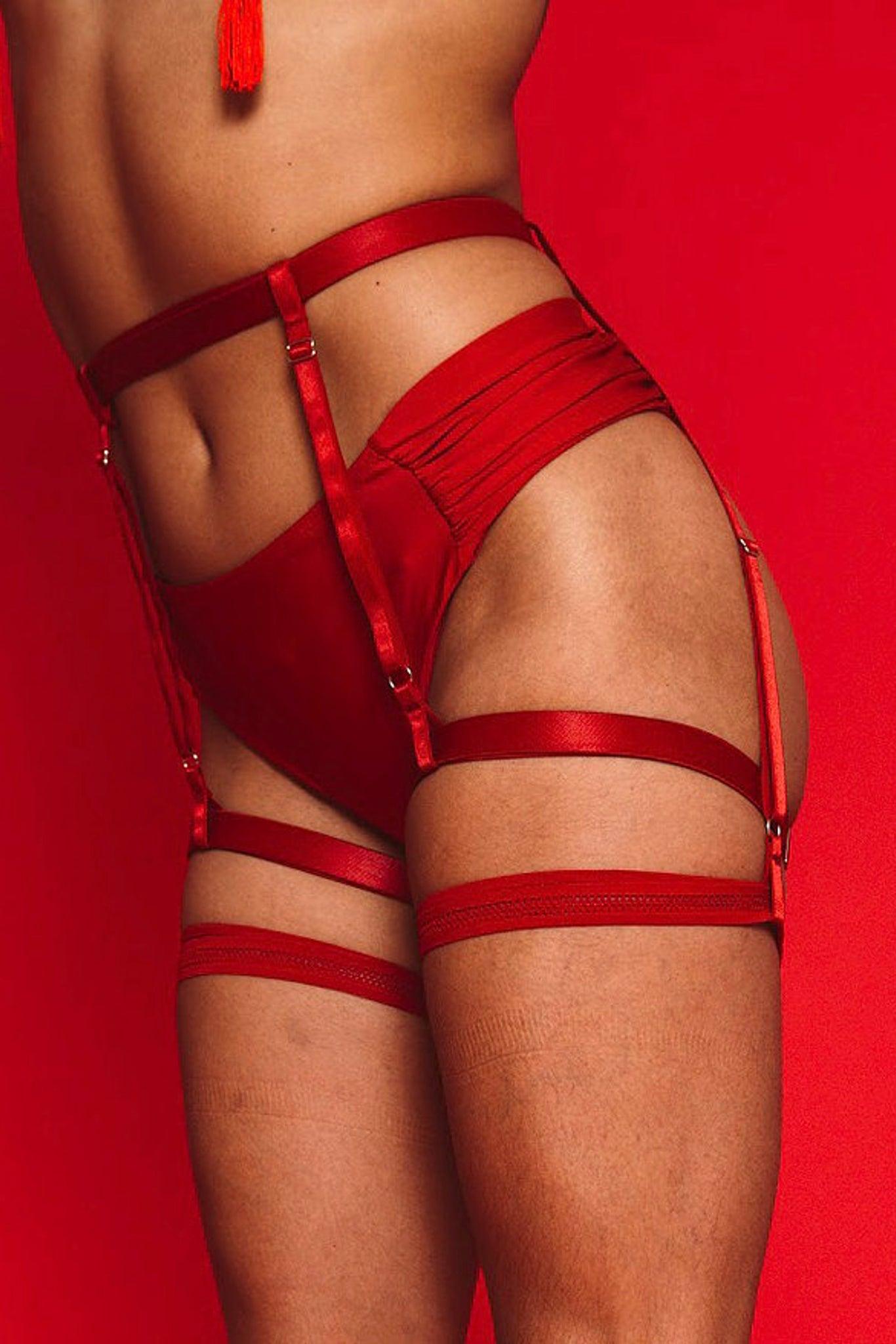 Red Harness Bottom
