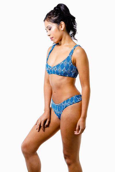 ALL THE FEELS: Azarha Bikini - LAHANA SWIM