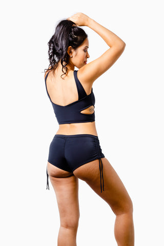 ALL THE FEELS: Coco Bottoms Black - MADEMOISELLE SPIN