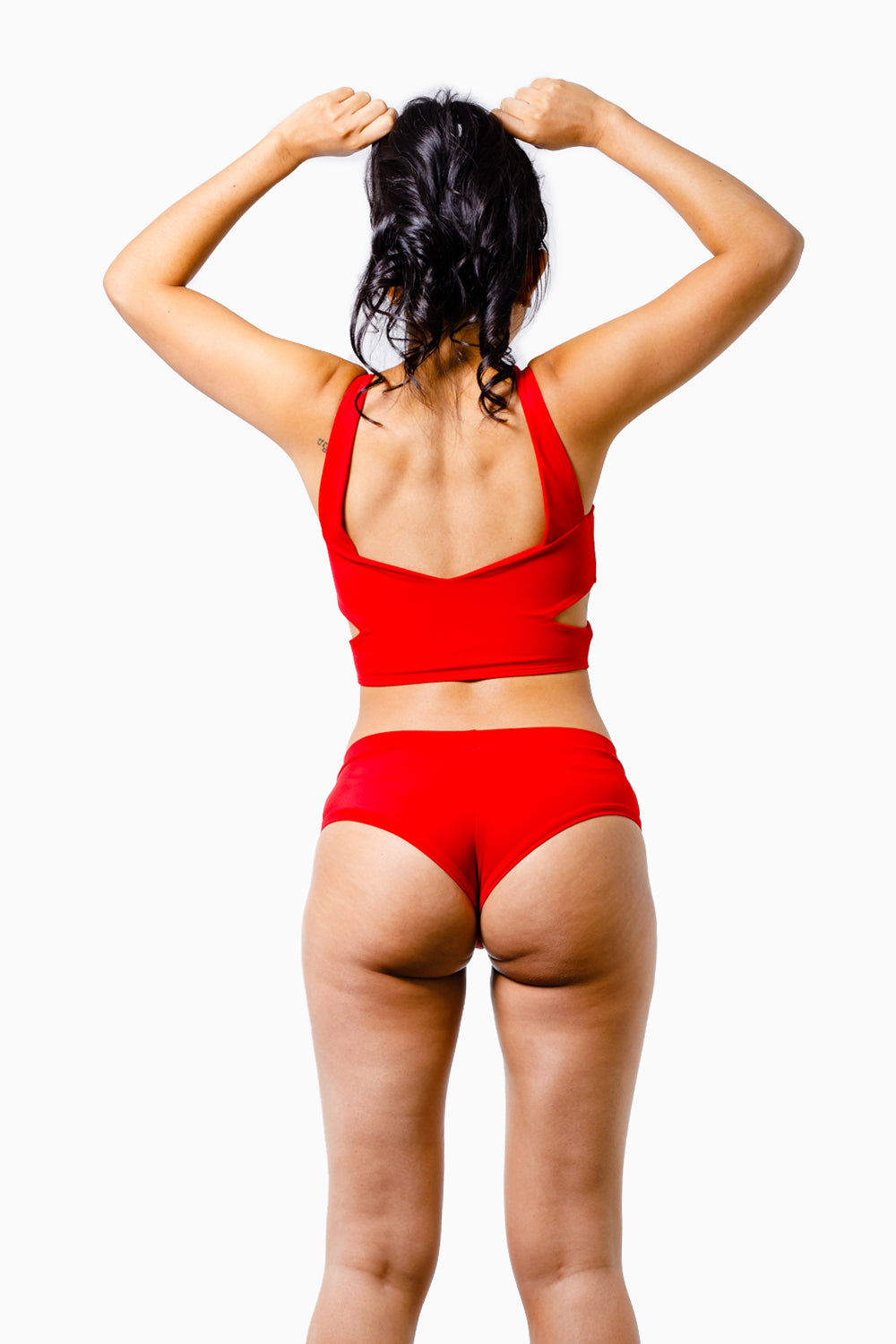 ALL THE FEELS: Mimi Bottoms Red - MADEMOISELLE SPIN
