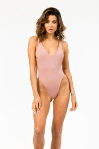 ALL THE FEELS: The Crawford Bodysuit in Ballerine - FRANKII