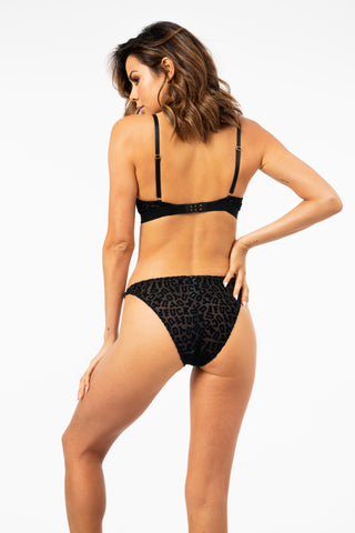 ALL THE FEELS: F.U. Bikini Bottoms - SILENT ARROW
