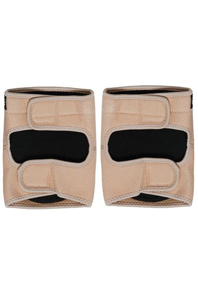 Velcro Knee Pads in Sand
