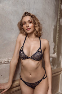 ALL THE FEELS: Illusion Bralette - KAT THE LABEL