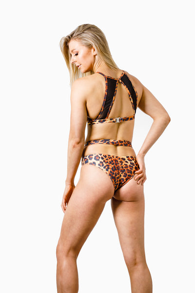 ALL THE FEELS: Abraccio Bottoms Leopard - ADAML