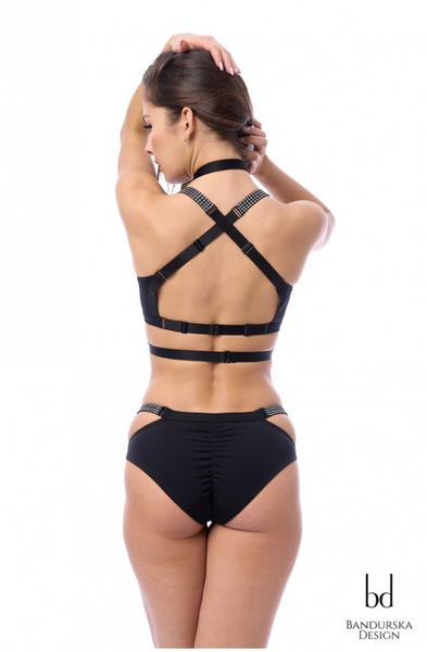 ALL THE FEELS: Jezebel Harness - BANDURSKA