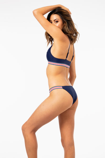 The Jordan Bottom in Navy