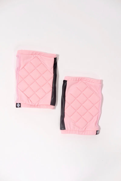 Knee Pads in Baby Pink