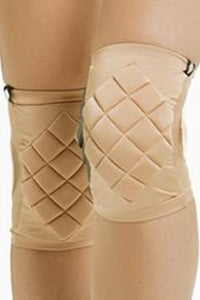 ALL THE FEELS: Knee pads Nude - POLEDANCERKA