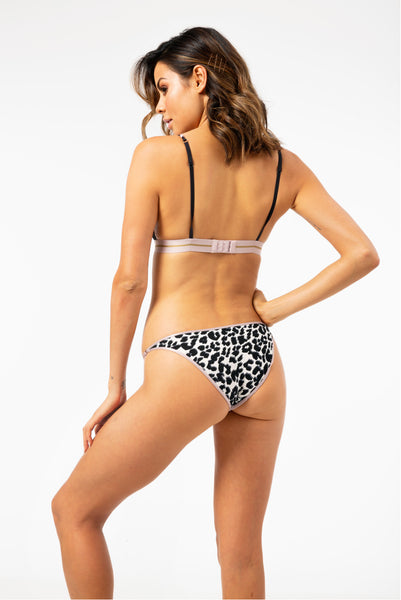 ALL THE FEELS: Shelby Briefs in Leopard Grisalle - LOVE STORIES