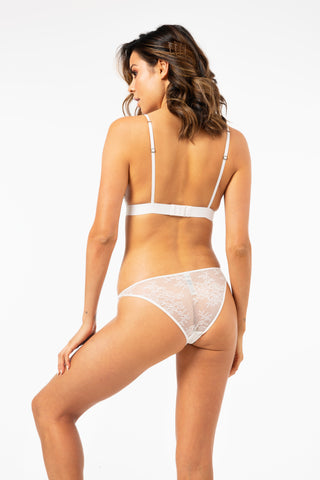 ALL THE FEELS: Shelby Briefs in White Sand - LOVE STORIES