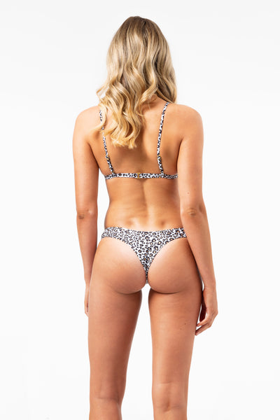 ALL THE FEELS: Luna Bottoms in Cheetah - LAHANA SWIM