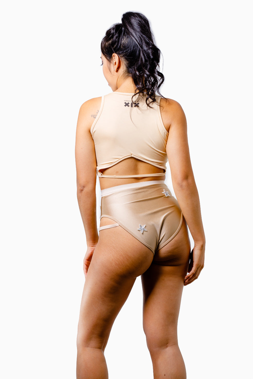 ALL THE FEELS: Luna Bottoms Nude - EASTNWEST