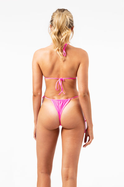 Marley Bottoms in Neon Pink