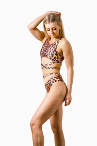 ALL THE FEELS: Ribelle Bottoms Leopard - ADAML