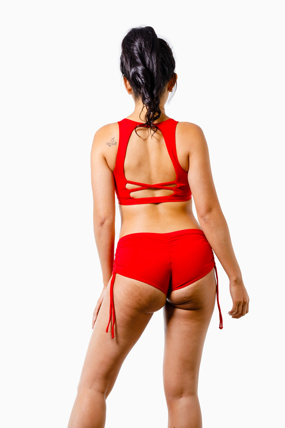 ALL THE FEELS: Coco Bottoms Red - MADEMOISELLE SPIN