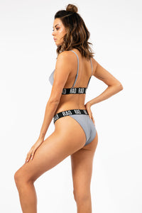 ALL THE FEELS: Power Silver Bottom - RAD POLEWEAR