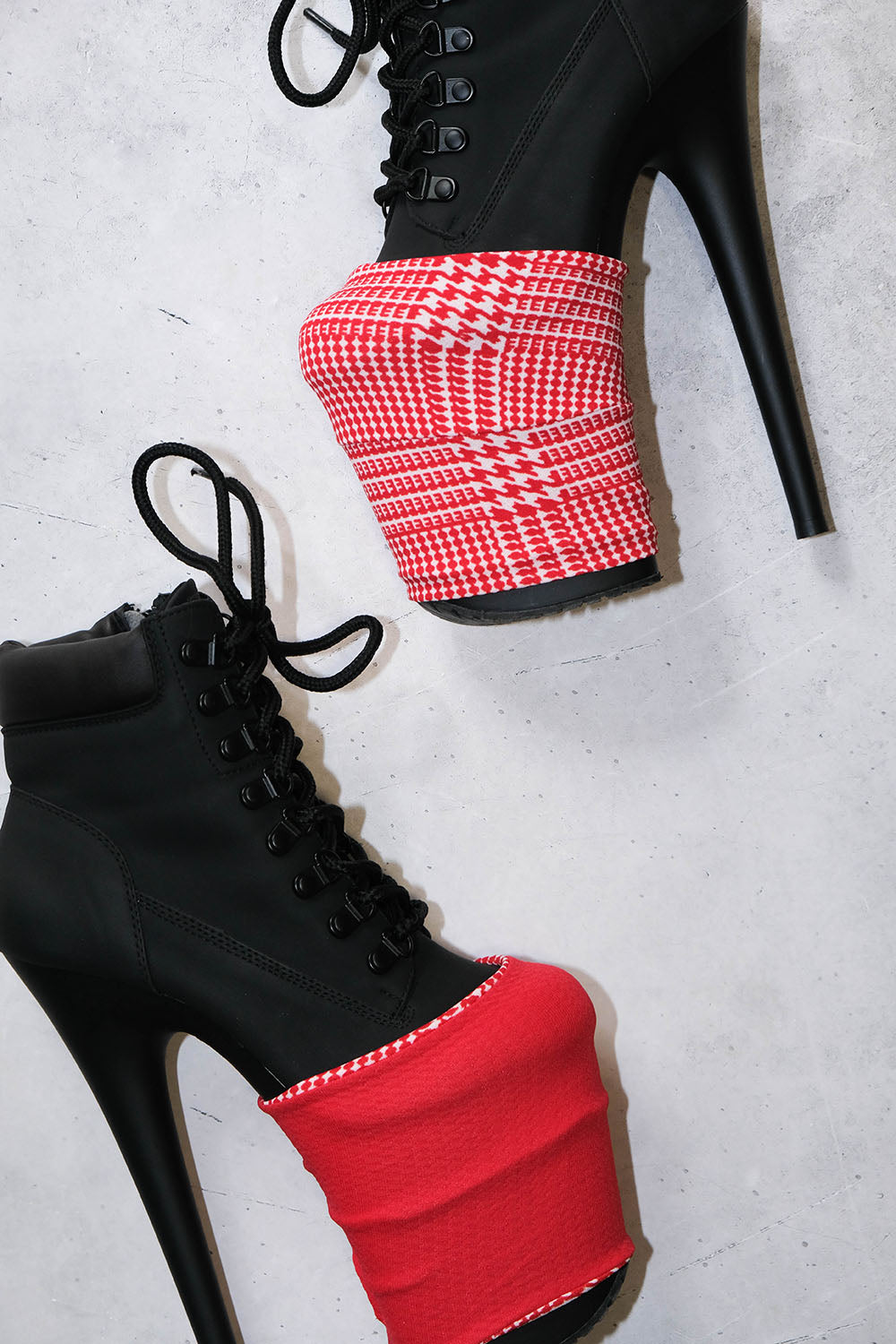 ALL THE FEELS: Reversible Bootie Protectors in Helena - HAUS OF HEEL