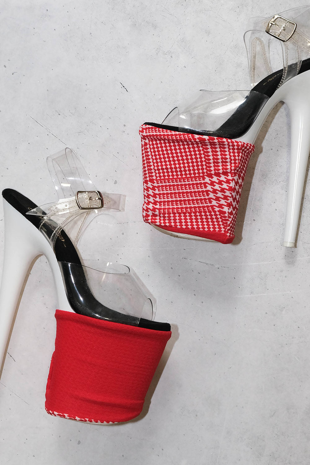 ALL THE FEELS: Reversible Platform Protectors in Helena - HAUS OF HEEL