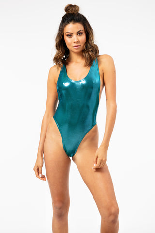 ALL THE FEELS: Serena One Piece Ocean - RAD POLEWEAR