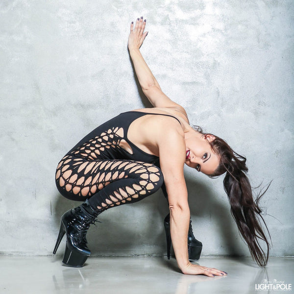 ALL THE FEELS: Spider Catsuit - TWISTED MOVEMENT
