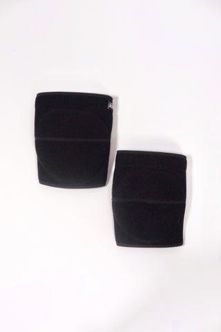 PREORDER Velcro Knee Pads in Black