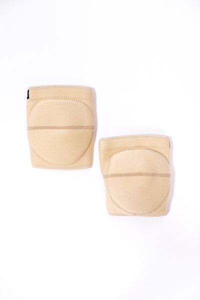 PREORDER Velcro Knee Pads in Sand