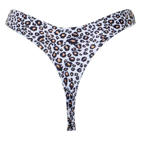 ALL THE FEELS: Luna Bottom in Cheetah Print - LAHANA SWIM