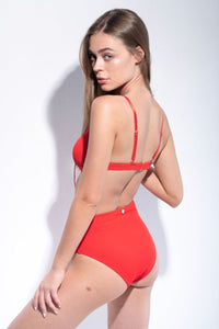 ALL THE FEELS: Nib Bottoms Red - RAD POLEWEAR
