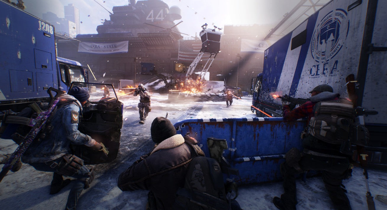 Tom Clancy's The Division™ / Battlefield™ V / Titanfall® 2