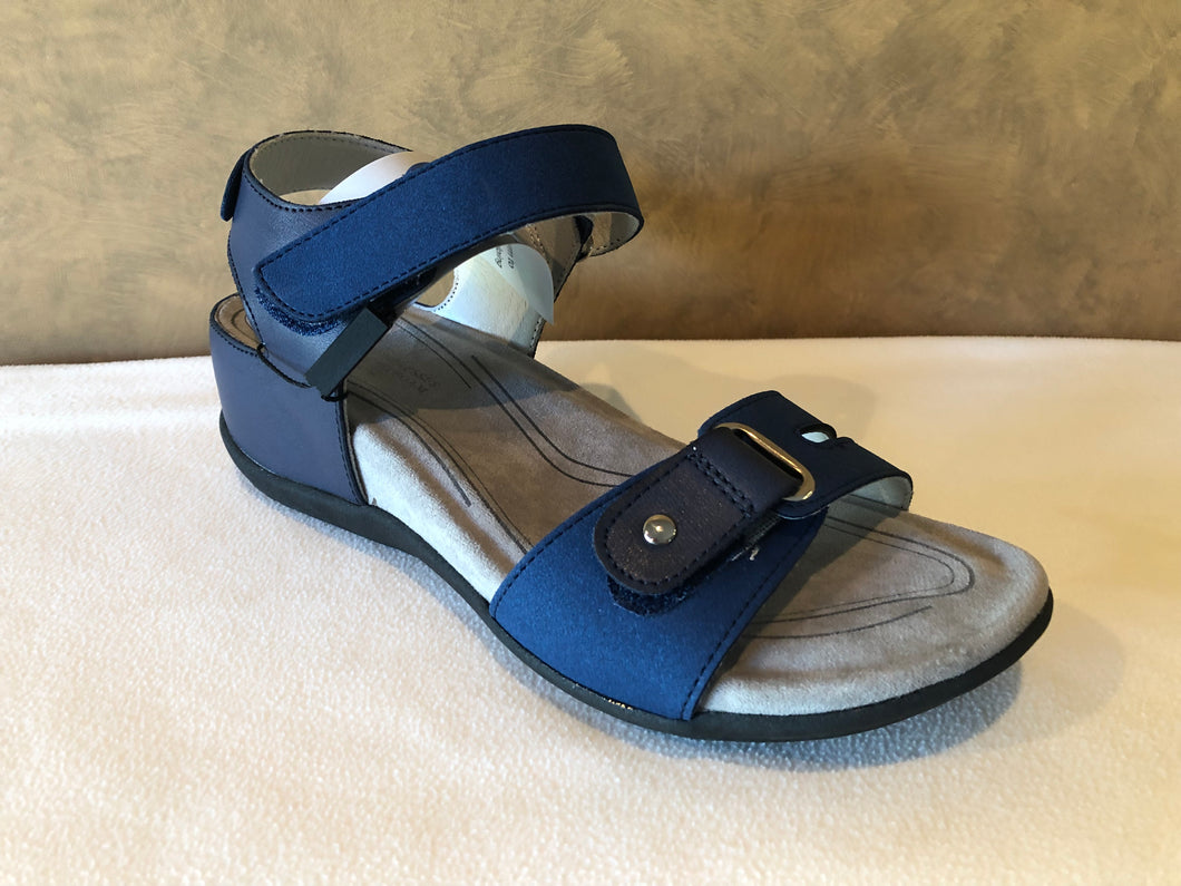Therapeutic Sandals - Little Empresses BZ-C26 Blue