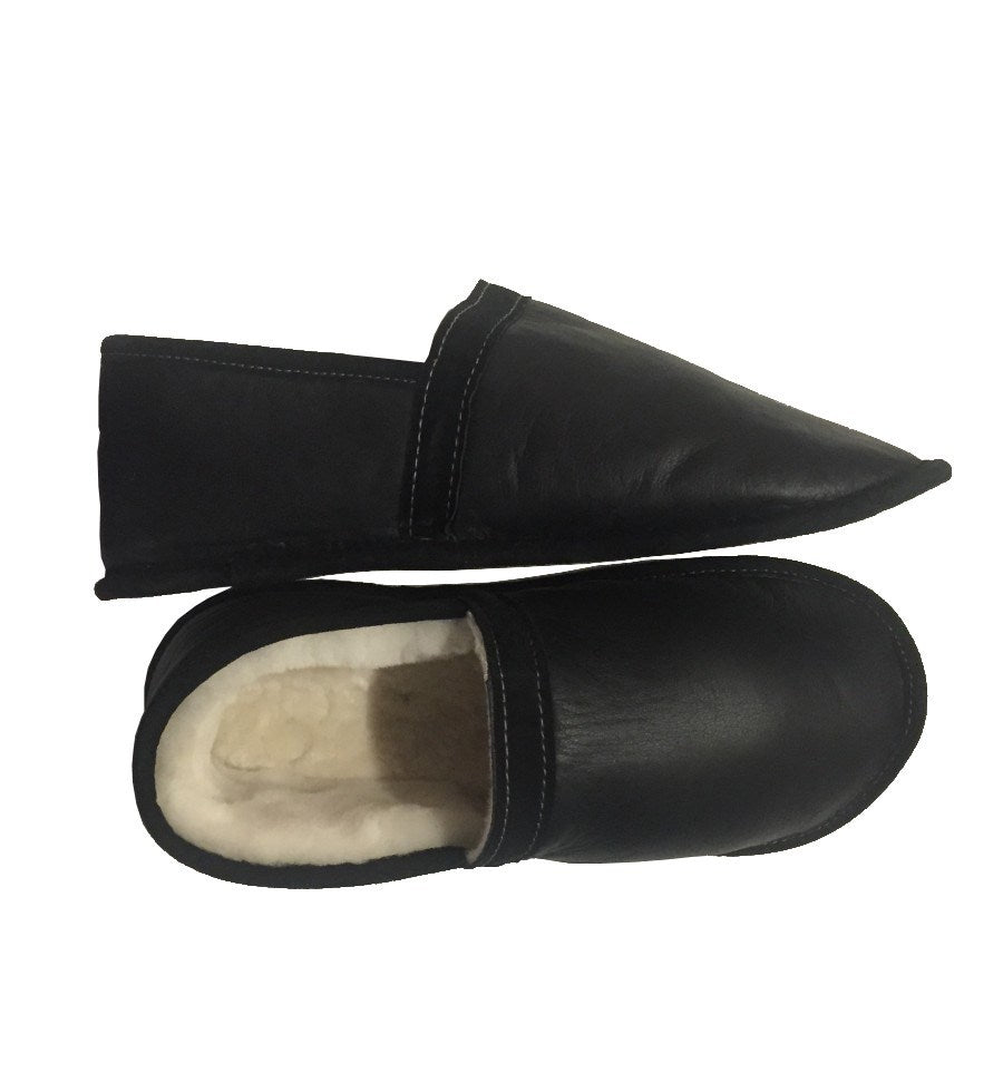 Slippers 300 Black