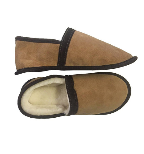 Slippers 300 Tan