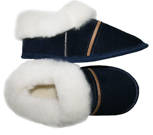 Slippers 420 Navy