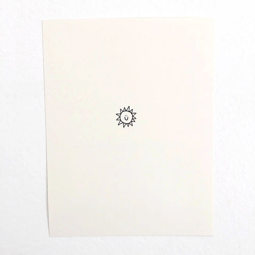 Little Sun Postcard