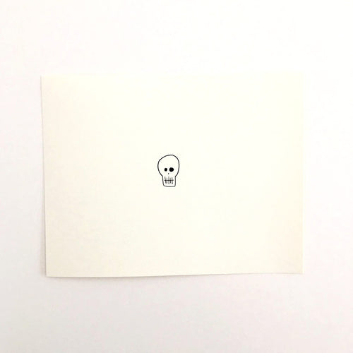 Let's Bone Postcard