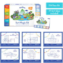 Fort Magic Kit + Expansion Kit Bundle