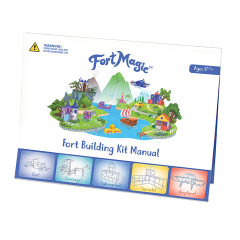 Fort Magic Kit Building Manual