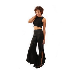 Ruffle Some Feathers High Rise Pant