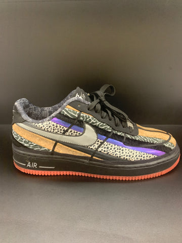 "Air Force 1 Low NOLA Gumbo League ""Crescent City"" (Used)"