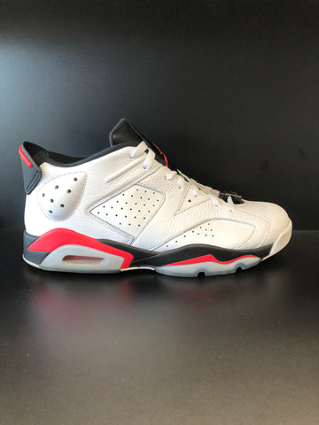 Jordan 6 Retro Low Infrared White (Used)