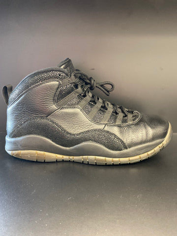 Jordan 10 Retro Drake OVO Black (Used)