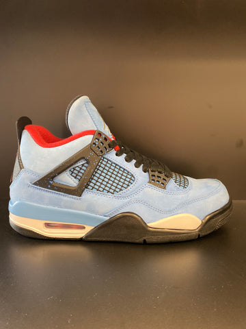 Jordan 4 Retro Travis Scott Cactus Jack (Used)