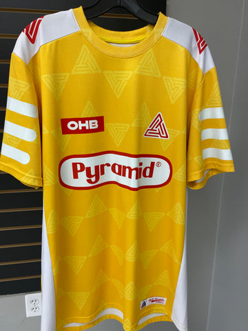 Black Pyramid Jersey Yellow (Used)