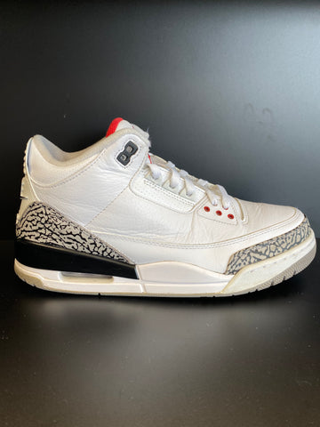 Jordan 3 Retro White Cement (2011) (Used)