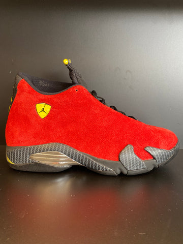 Jordan 14 Retro Ferrari (Used)