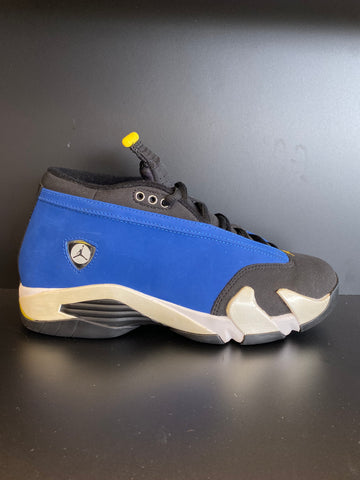 Jordan 14 Retro Low Laney (2015) (Used)