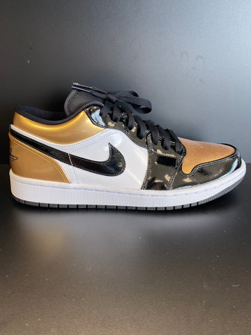Jordan 1 Low Gold Toe (Used)