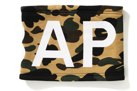 Bape 1st Camo Neck Warmer