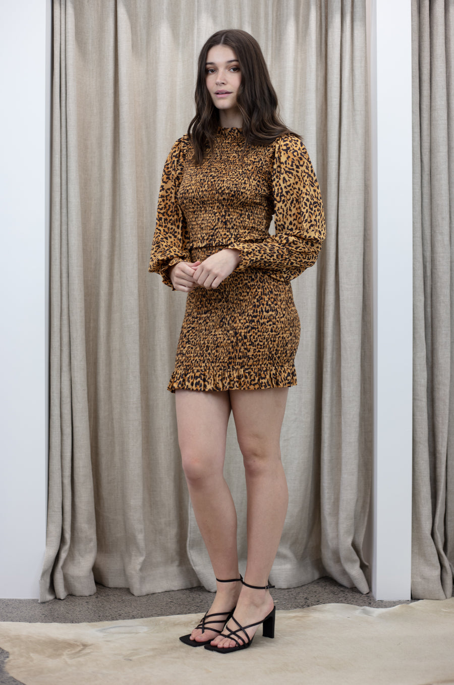 BEC & BRIDGE | Lions Den Mini Dress